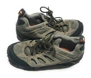 f804c17917 Details about Merrell Moab Ventilator Walnut Trail/Hiking Shoes Vibram  Brown Men's Size 9.5