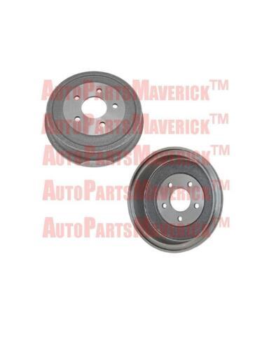 EQUINOX 05-06 AZTEK 01-05 TORRENT 06 VUE 02-07 Rear Left and Right Brake Drum