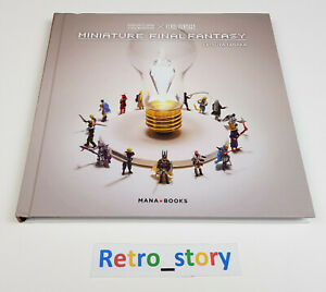 Details About Livre Miniature Final Fantasy Tatsuya Tanaka Mana Books