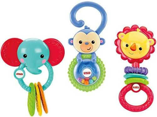 Fisher-Price Rainforest Friends Peg Gift Set
