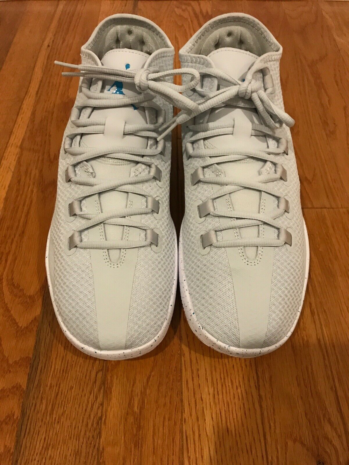 Nike Jordan Reveal Trainers 834064-022 Platinum blueee White Infrared Mens Size 10