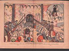 Église Notre-Dame de la Mer  Saintes-Maries MARIAGE GUARDIANS ILLUSTRATION 1933