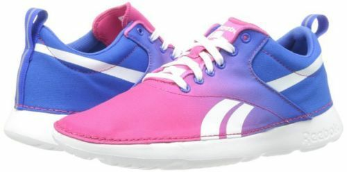 REEBOK CLASSIC ROYAL ROYAL ROYAL SIMPLE FASHION LOW WOMEN SHOES PINK blueE M44345 SIZE 10 NEW aa101b