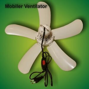 Ventilatore-a-soffitto-ventilatore-mobile-Ventilatore-Air-Cooler-ventole-clima-9-Watt