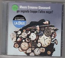 MAURO ERMANNO GIOVANARDI - ho sognato troppo l'altra notte CD