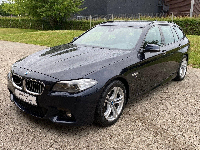 BMW 520d 2,0 Touring M-Sport aut. 5d - 309.900 kr.