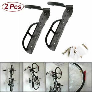 NEW 2Pcs 5 In 1 Bike Rack Bicycle Rack Bike Parking Buckle /& Portable Bicycle Rack Storage Bike Hook for Bicycles//Bikes//Wall-mounted//Hanging