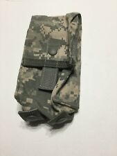 GENUINE US ARMY COMBAT UNIFORM ACU AIR WARRIOR FIRST AID UTILITY POUCH MOLLE NEW