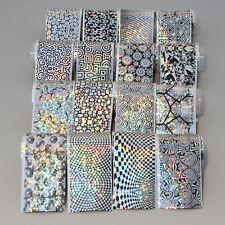 16stk/set Sternhimmel Nagel Folie Nail Foil Folien Nagel Dekoration LF01-16