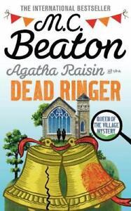 Agatha-Raisin-and-the-Dead-Ringer-By-M-C-Beaton-author