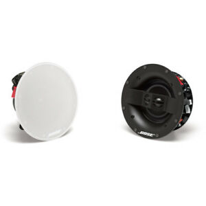 Bose-Virtually-Invisible-591-In-Ceiling-Speaker-Pair-White