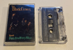 Shake Your Money Maker by Black Crowes (The) (Cassette, Mar-2002, Universal Dis…