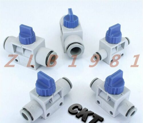 CKT manual valve VHK3-08F-08F 10PCS NEW