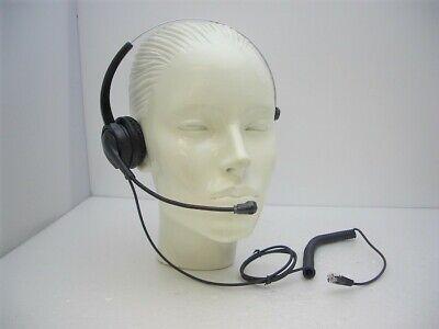 K98 Headset for Avaya Norstar NEC Aspire Mitel Polycom Toshiba Hybrex ESI Aastra
