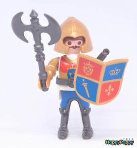 Löwenritter mit Schilder /& Waffen Playmobil Ritter
