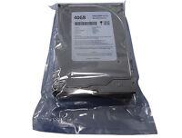 40gb 7200rpm 8mb Buffer Sata 3.5 Desktop Hard Drive For Hp, Dell, Compaq & More