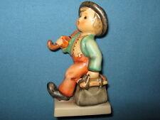 Hummelfigur 11/2/0 Walking boy without Dog Merry Wanderer older Figurine