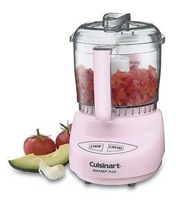 Cuisinart DLC 2APK Mini Prep Plus Food Chopper Processor Pink  eBay