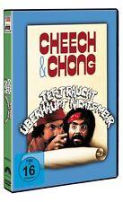 CHEECH & CHONG 2 JETZT RAUCHT ÜBERHAUPT   DVD NEU