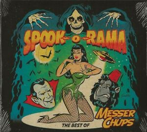 SPOOK-O-RAMA-THE-BEST-OF-MESSER-CHUPS-CD-RUSSIAN-EXPERIMENTAL-BAND