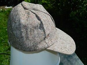 Cotton Baseball Cap / Unknown Brand / Made in U.S.A. / Size: Small / Deadstock