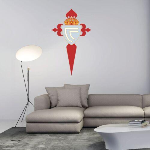 "Celta de Vigo FC Spain Football Soccer Wall Decor Sticker Decal 15/""X25/"""