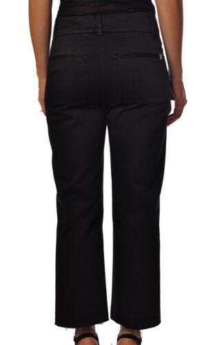 Nero Pantaloni pantaloni Dondup 2337527b195210 Donna tAFOwvq