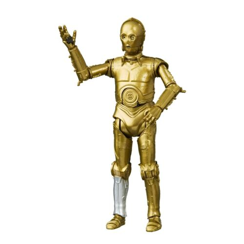 "Star Wars The Vintage Collection Ver-Po C-3PO 3.75/"" Boneco de Ação Solto"