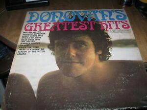 Donovan-039-s-Greatest-Hits-Vinyl-LP-Record-Album