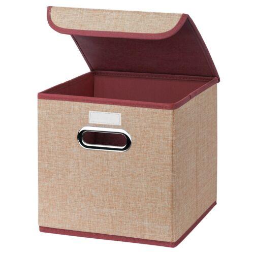 Faltbox Regalbox Faltkiste Box Aufbewahrungsbox Kiste Kinder Staubox Korb Regal