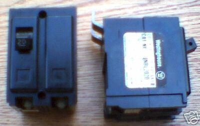 Westinghouse QNBL2020 20 Amp 2 P QNBL Circuit Breaker