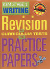 Key Stage 1 Writing: Revision for Curriculum Tests and Practice Papers by Holly Linklater, Jayne Greenwood, Susan Roberts (Hardback, 2003)