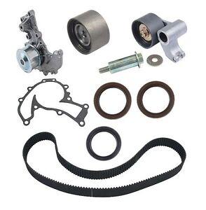 For Honda Passport 3.2 Timing Belt Tensioner Roller Idler Water Pump Seals Kit