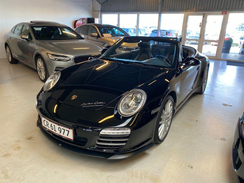 Porsche 911 Carrera 4 3,6 Cabriolet 2d