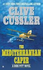 Dirk Pitt Adventure: The Mediterranean Caper 1 by Clive Cussler (2004, Paperback)