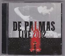 CD DE PALMAS LIVE 2002