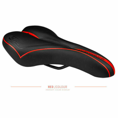 Bicycle Cycling Cushion Seat MTB Road Wide Bicycle Saddle Cushion Road Bike