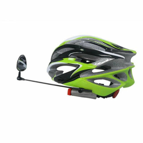 Bike Bicycle Cycling Rear View Helmet Safety Motorcycle Rearview Mirror New SE