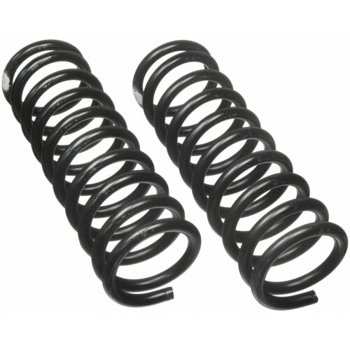 For Toyota Corolla RWD 1980-1987 Rear Constant Rate Coil Spring Set Moog # 2203