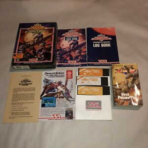 Commodore 64 & 128 Computer Game BUCK ROGERS COUNTDOWN TO DOOMSDAY CIB UNTESTED