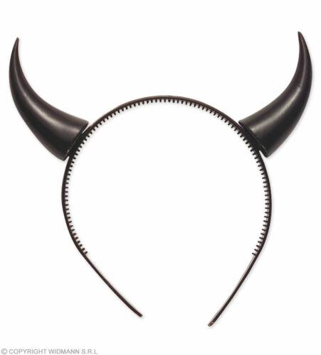 FANCY DRESS BLACK HORNS