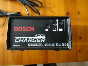 Image Is Loading BC9 BOSCH CHARGER DC12V 3 0A FREEP P