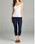 Women-039-s-Basic-Cotton-Spandex-Stretch-Capri-Long-Leggings-S-3X-made-in-USA
