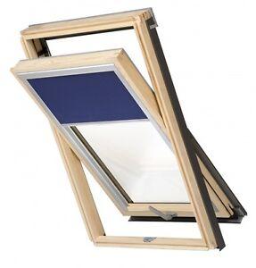 dachfenster 55x72 balio mit eindeckrahmen und verdunkelungsrollo gratis ebay. Black Bedroom Furniture Sets. Home Design Ideas