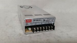Mean-Well-SP-200-24-24V-8-4A-201-6W-AC-to-DC-Single-Output-Power-Supply