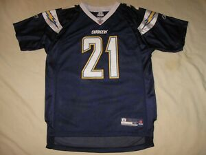 xl San Diego Chargers LADANIAN TOMLINSON nfl THROWBACK Jersey YOUTH KIDS BOYS