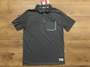 c6162c72 2019 Puma Golf Faraday Polo Shirt Quiet Shade Gray Fusion Mens SZ M ...