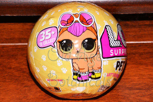 One SERIES 3 LOL Surprise Dolls PETS 7 Layers Of Fun L.O.L 1 Ball New SEALED