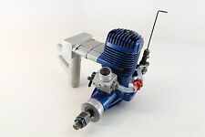 OS LA 65 RC AIRPLANE  ENGINE COMPLETE WITH MUFFLE