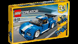 LEGO 31070 Auto da corsa  3in1 Creator 9-12 Pz 664